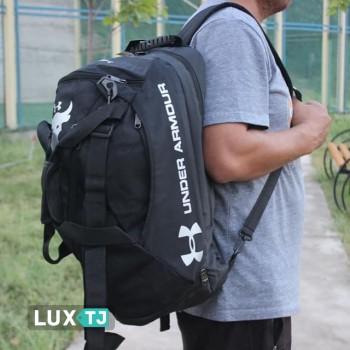 Спортивные сумки Under Armour, adidas, ASICS